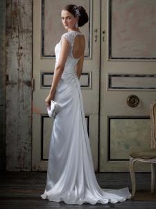 Wedding Bridal Gowns Davids Bridal   Style T3342   Markham