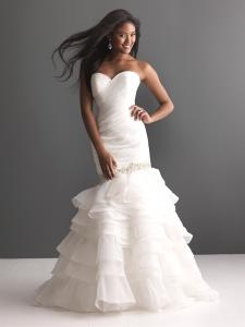 Newmarket Wedding Bridal Gowns Allure Romance Dress  Style #2605
